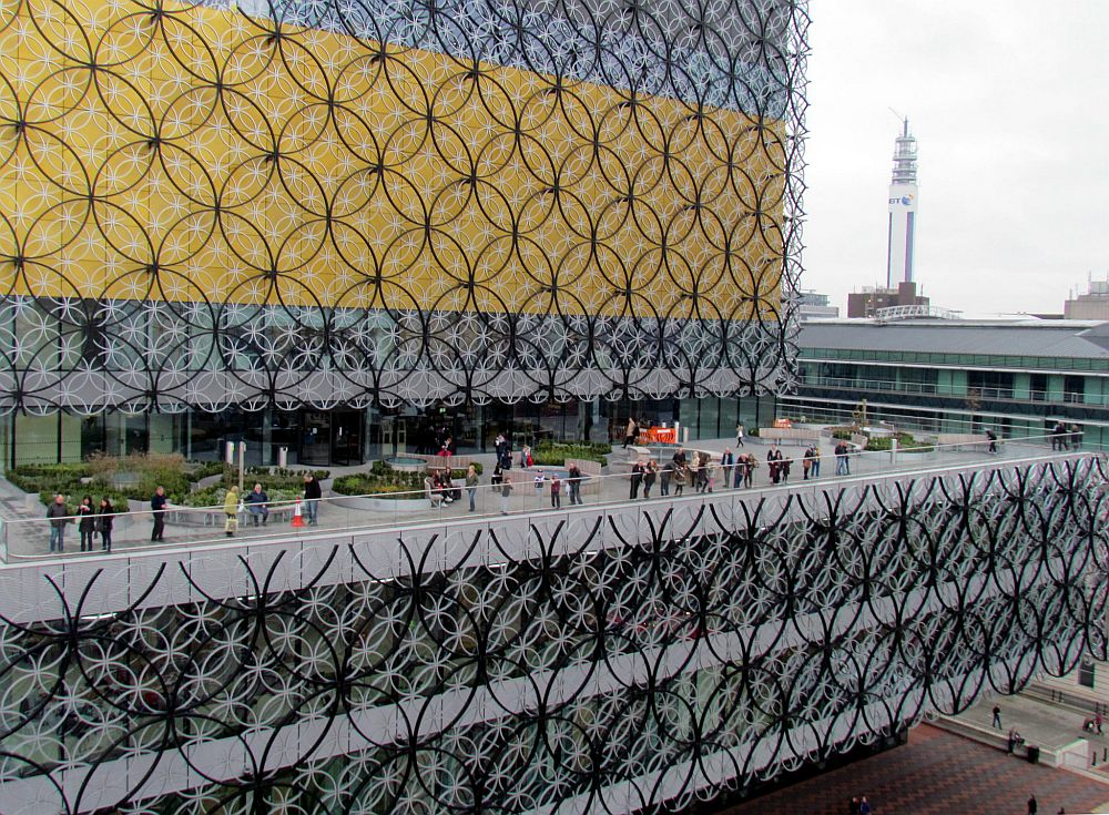 Library of Birmingham Ozzy Delaney via Flickr