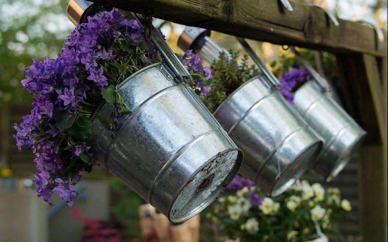 Donice ogrodowe - letni hit DIY